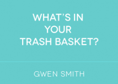 Trash-basket-button