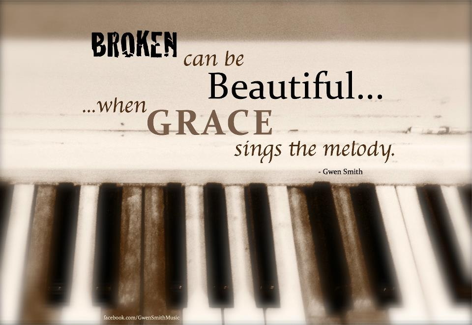 Broken Beautiful Grace