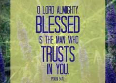 blessed trust