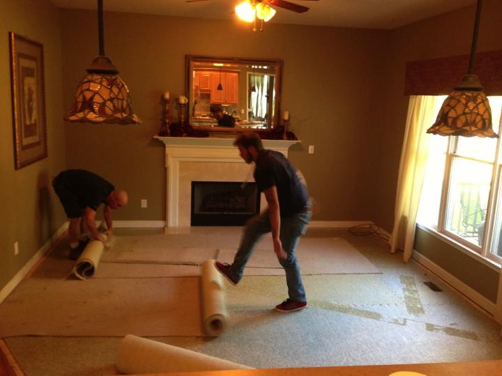 Carpet Install Pics 2013.075
