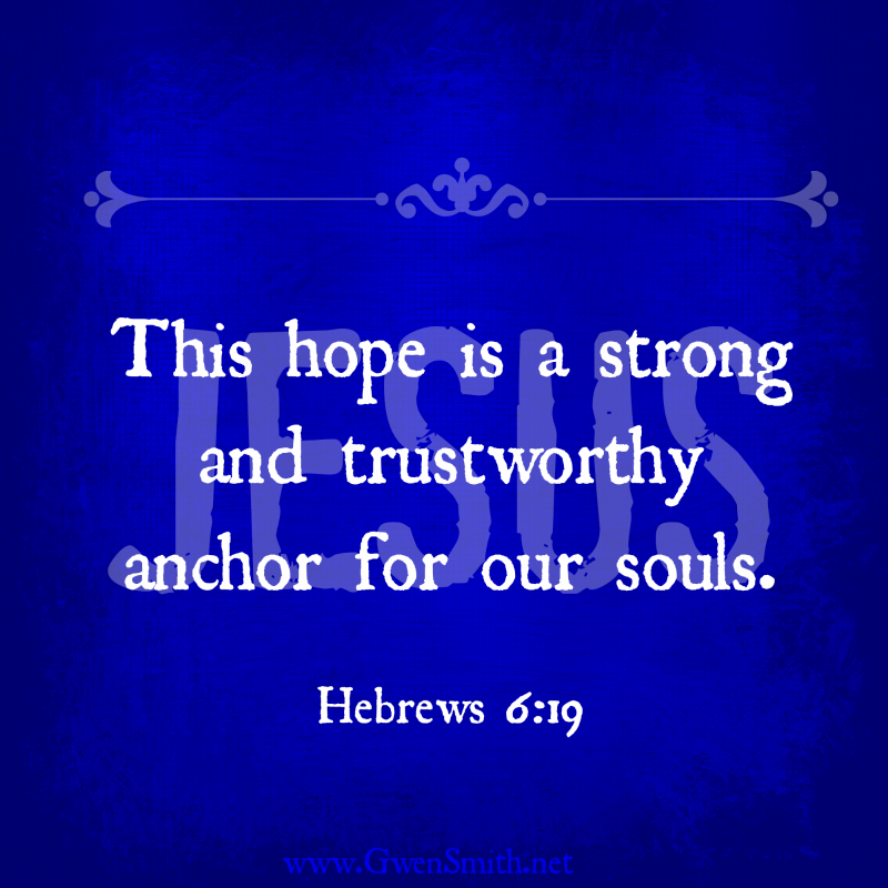 Hebrews 6.19