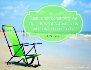 Rest Tozer
