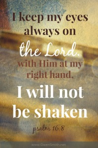 Psalm 16.8