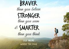 Braver Smarter Stronger