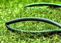 Kinks in hose