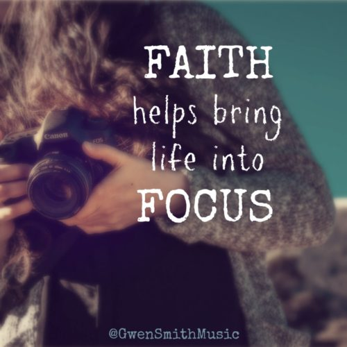faith focus