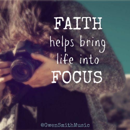 faith focus