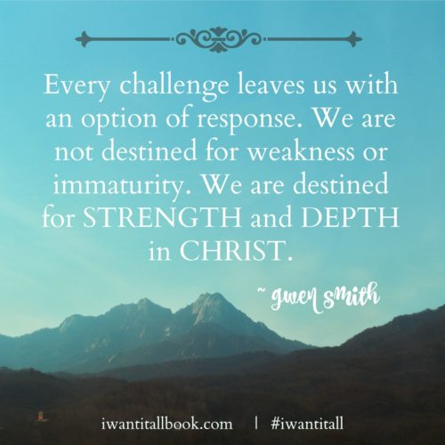 Strength in Christ