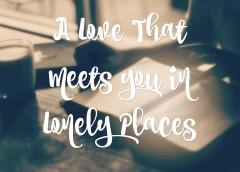 A Love That Meet You
