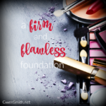 Firm Flawless Foundation