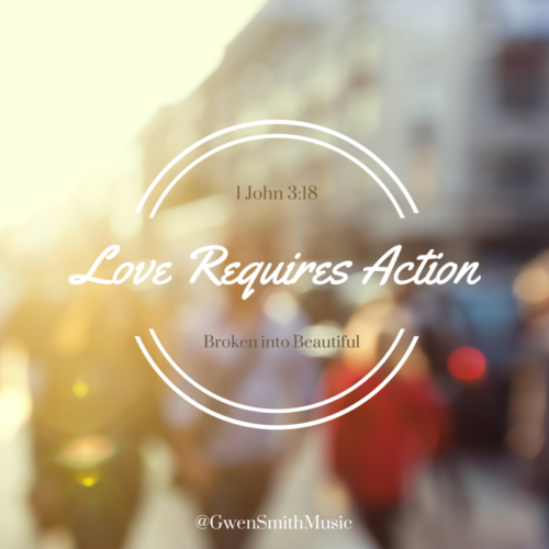 love-requires-action